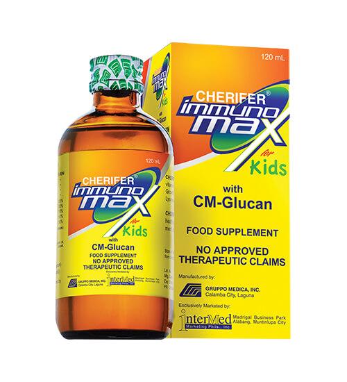 Cherifer Immunomax Syrup